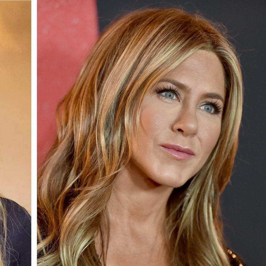 Bella Thorne y Jennifer Aniston