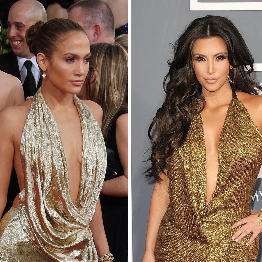 Las celebridades que han copiado el estilo de J.Lo