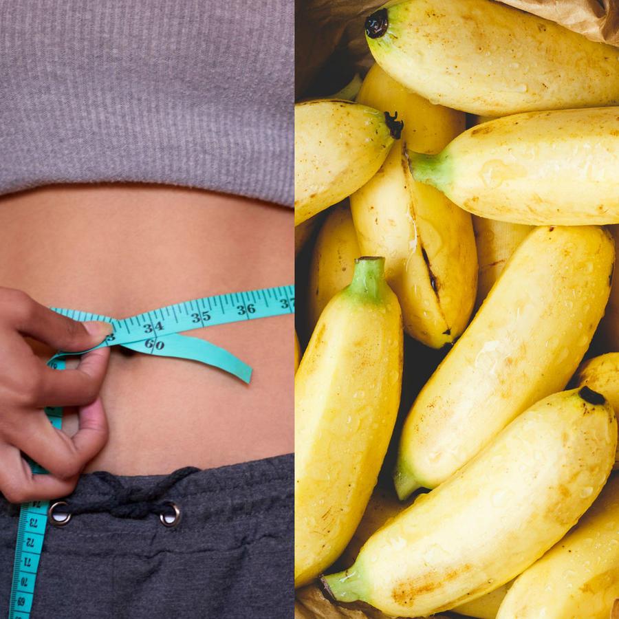 Alimentos un abdomen plano