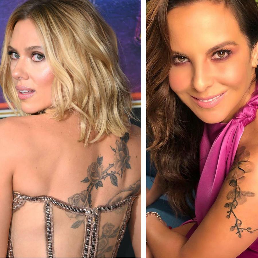 Scarlett Johansson, Kate del Castillo y Lady Gaga