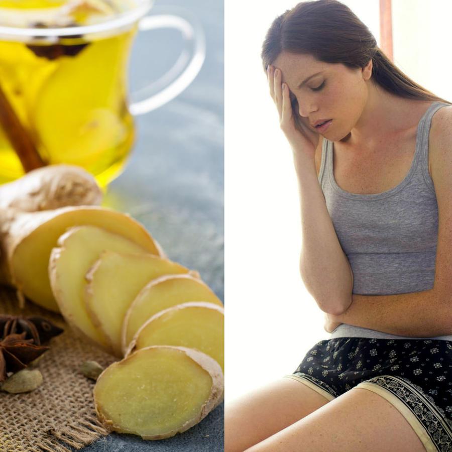 Alimentos contra el síndrome premenstrual