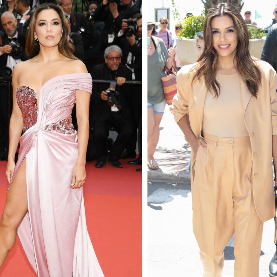 Eva Longoria en el Festival de Cannes 2019