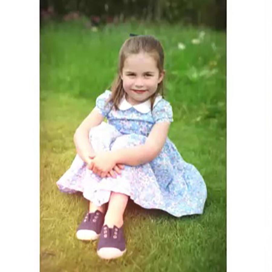 Princesa Charlotte en Norfolk