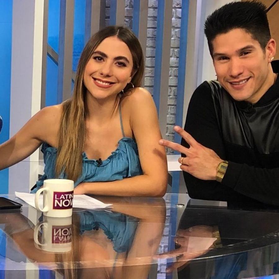 """Entrevista: Chyno tiene una culebra famosa en su canción """"Celosa"""""""