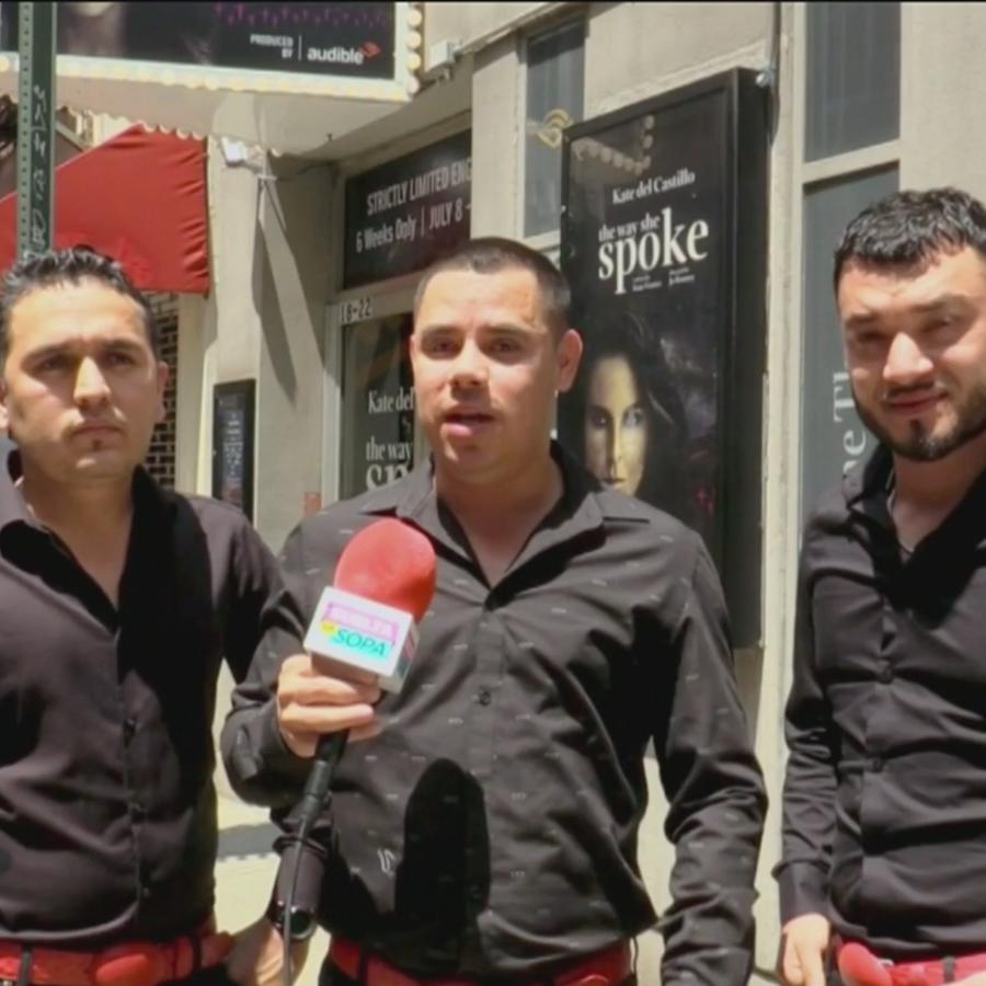 Los Cuates de Sinaloa apoyan el nuevo proyecto de Kate del Castillo (VIDEO)