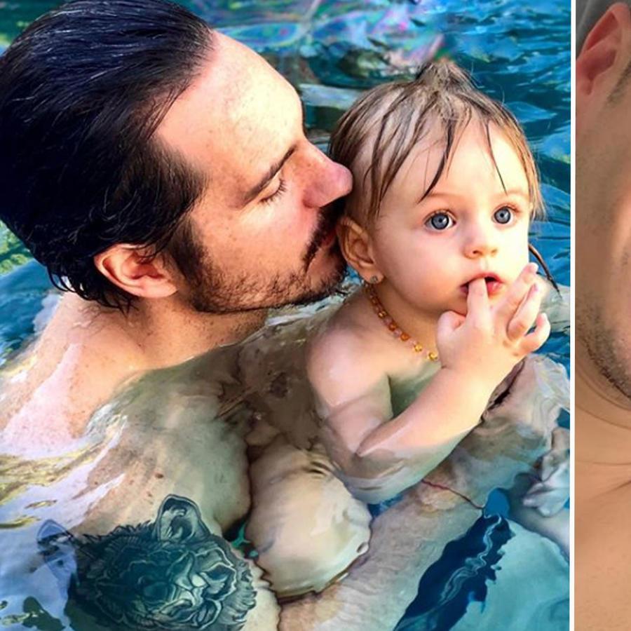 Collage bebés famosos