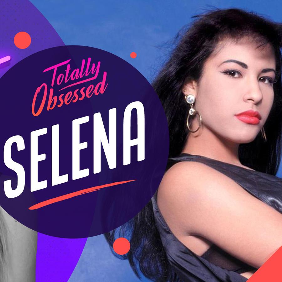 """Claudia Vergara y Selena Quintanilla en """"Totally Obsessed"""""""
