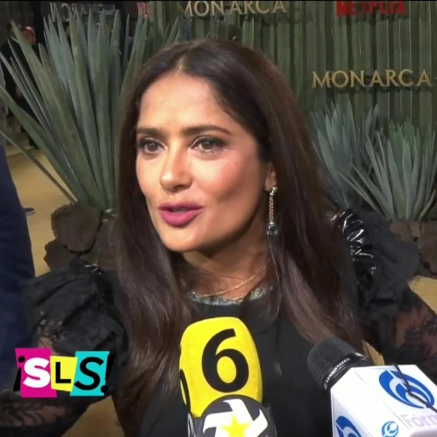 Evento de Salma Hayek en México: mucho de qué hablar (VIDEO)