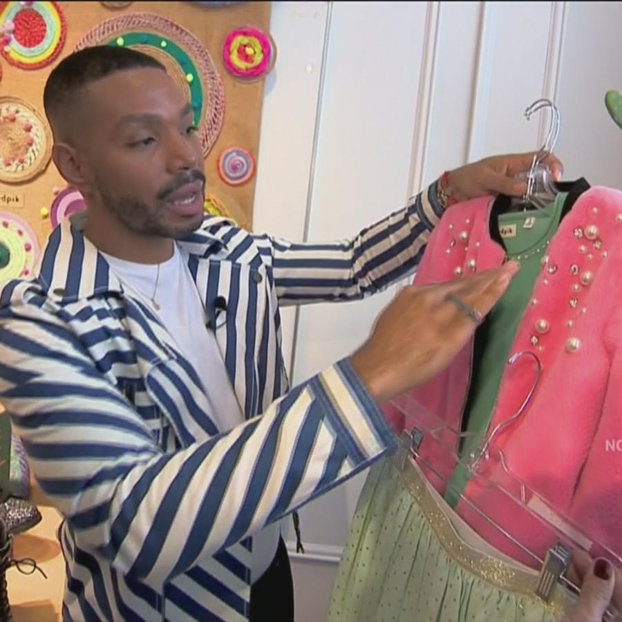 El estilista de la hija de Beyoncé es dominicano