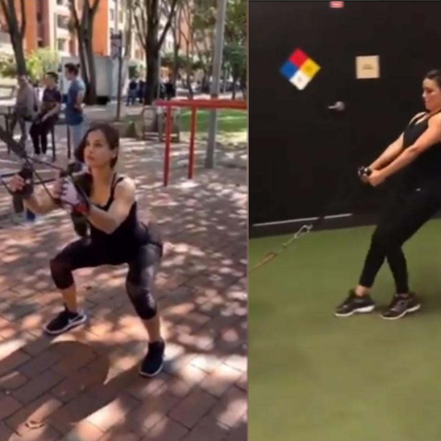 Yuly Ferreira, Eva Longoria y Ashley Graham
