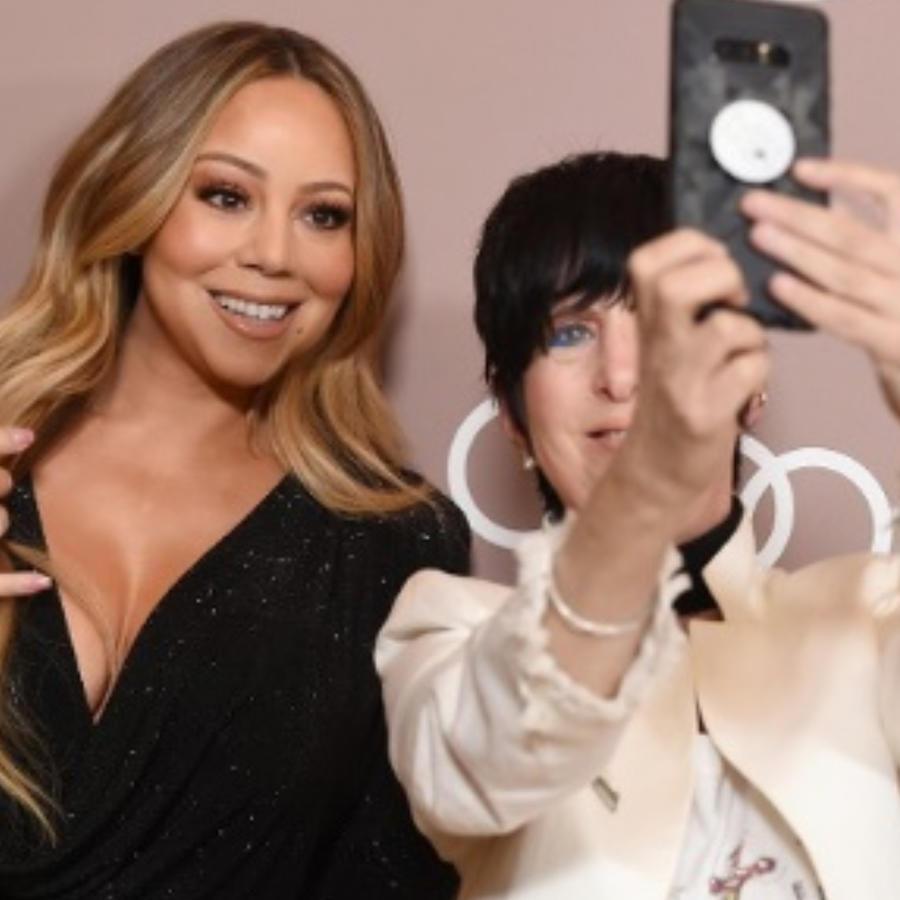 Mariah Carey y Diane Warren