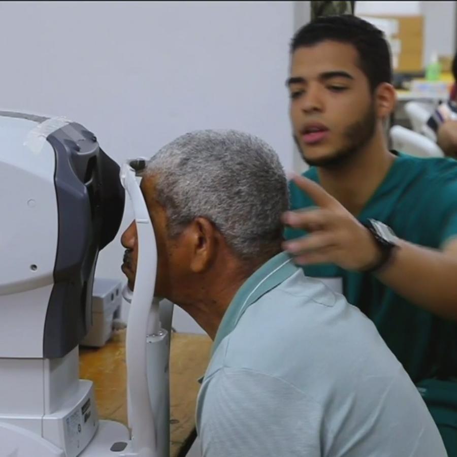 Buque Hospital en República Dominicana