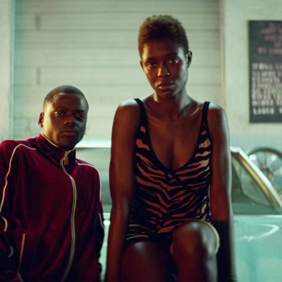 "Daniel Kaluuya and Jodie Turner-Smith in ""Queen & Slim"""