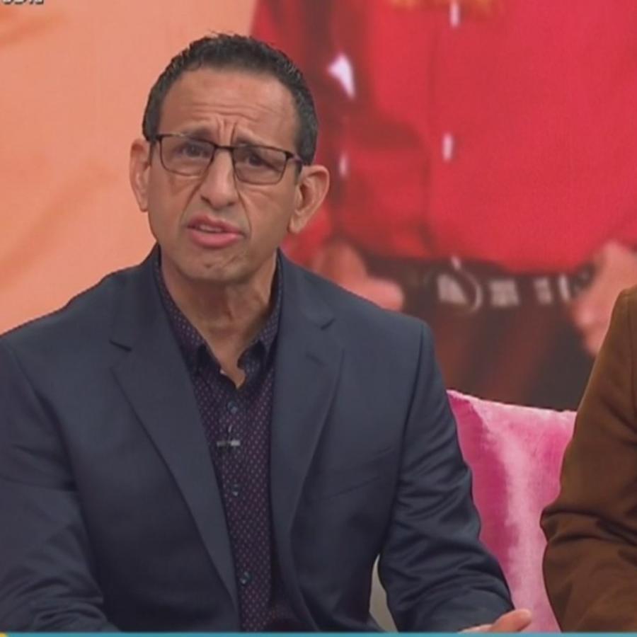 Salvador Ruiz Esquivel y Roger Montoya