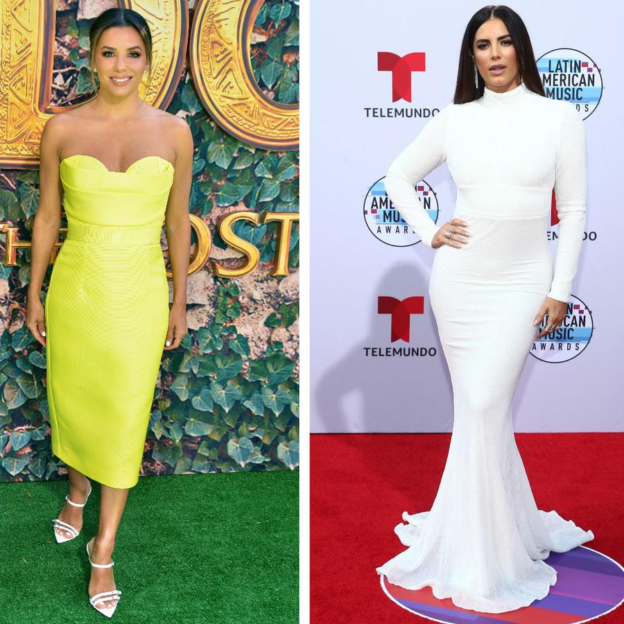 Jennifer Lopez, Eva Longoria y Gaby Espino