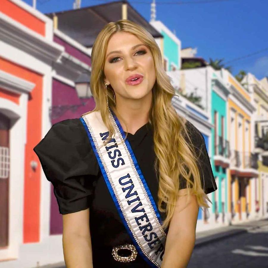 Miss Puerto Rico 2019, Madison Anderson Berríos