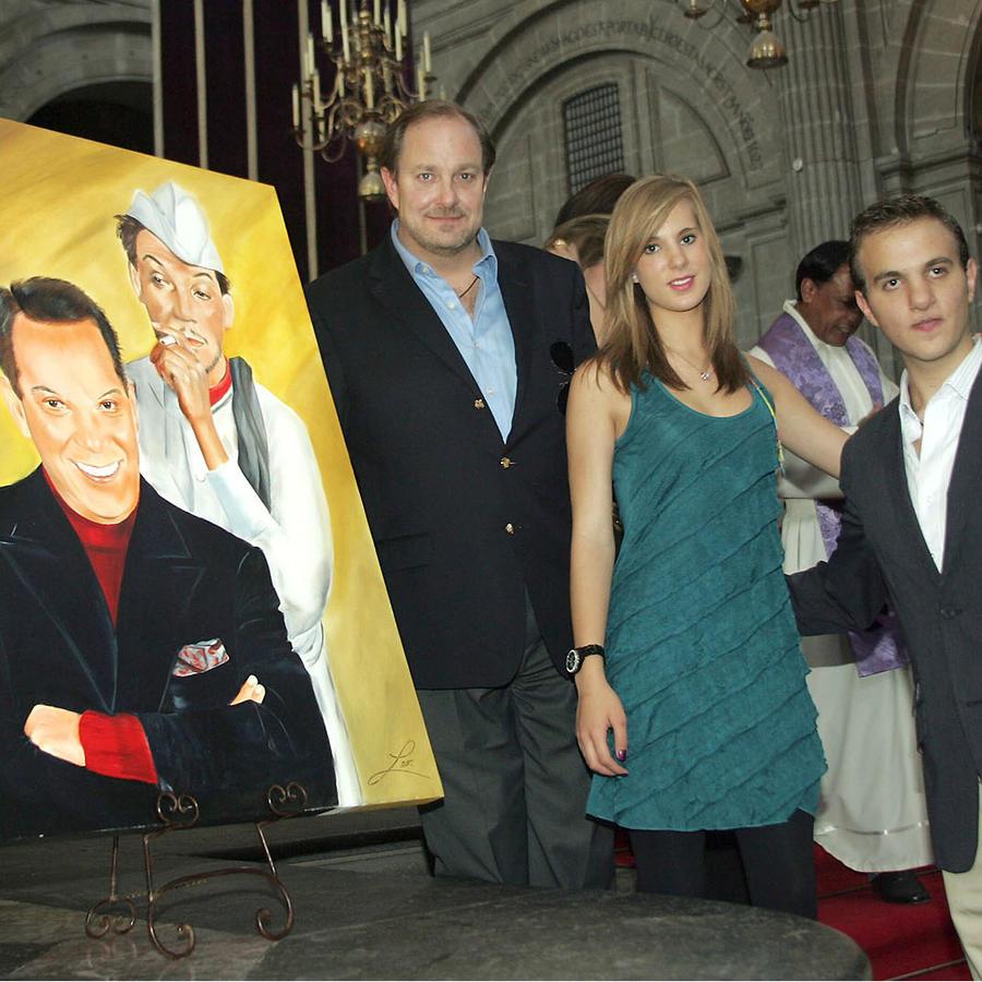 Mario Moreno Ivanova, hijo de Cantinflas