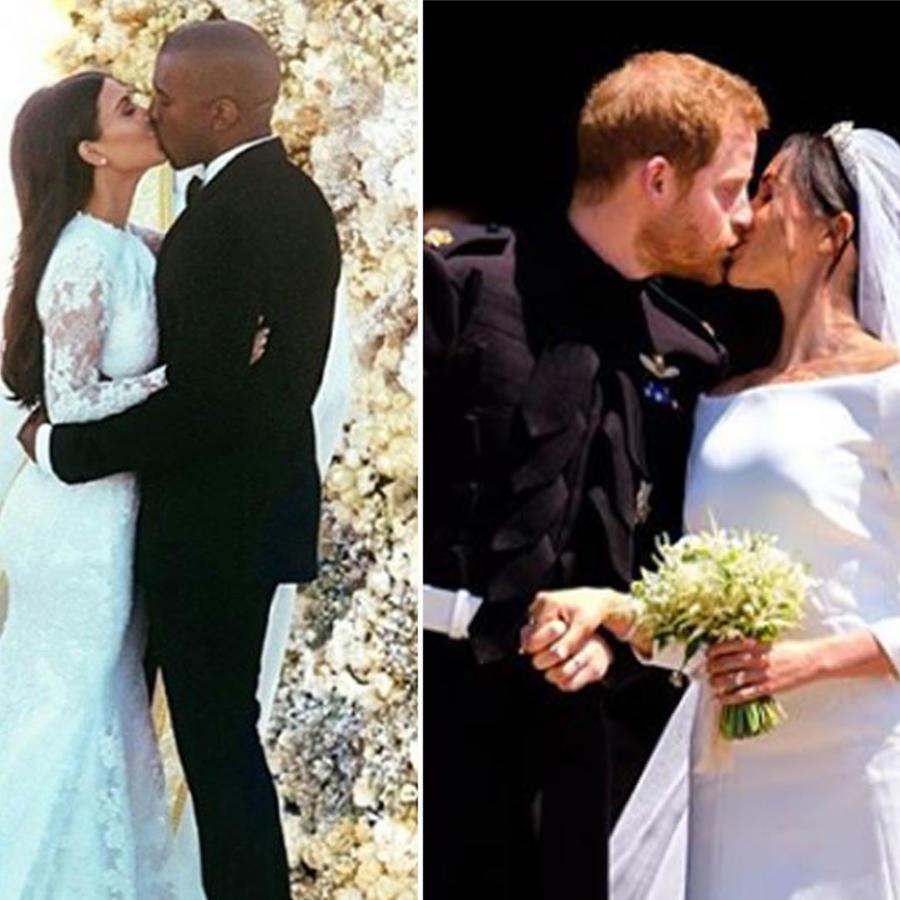 Collages bodas de la década