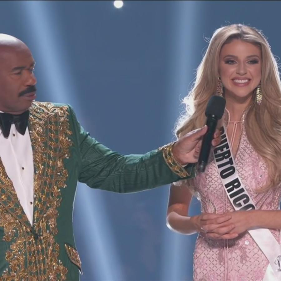 Madison Anderson, Miss Puerto Rico 2019,  Miss Universo 2019