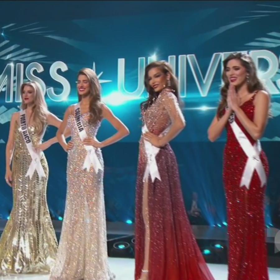 5 smifinlaistas Miss Universo 2019