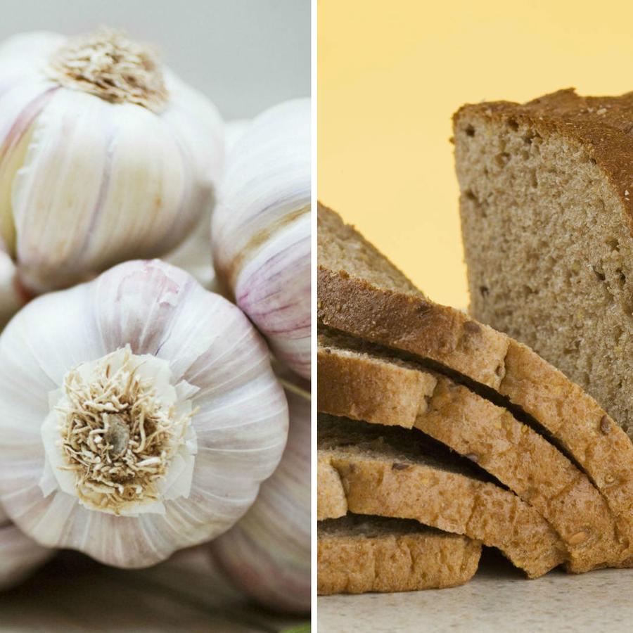 Pan integral en rebanadas