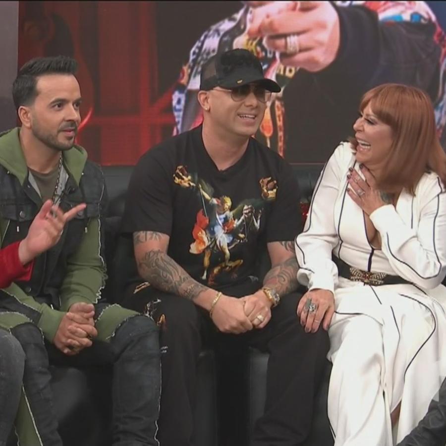 Carlos Vives, Luis Fonsi, Wisin y Alejandra Guzmán