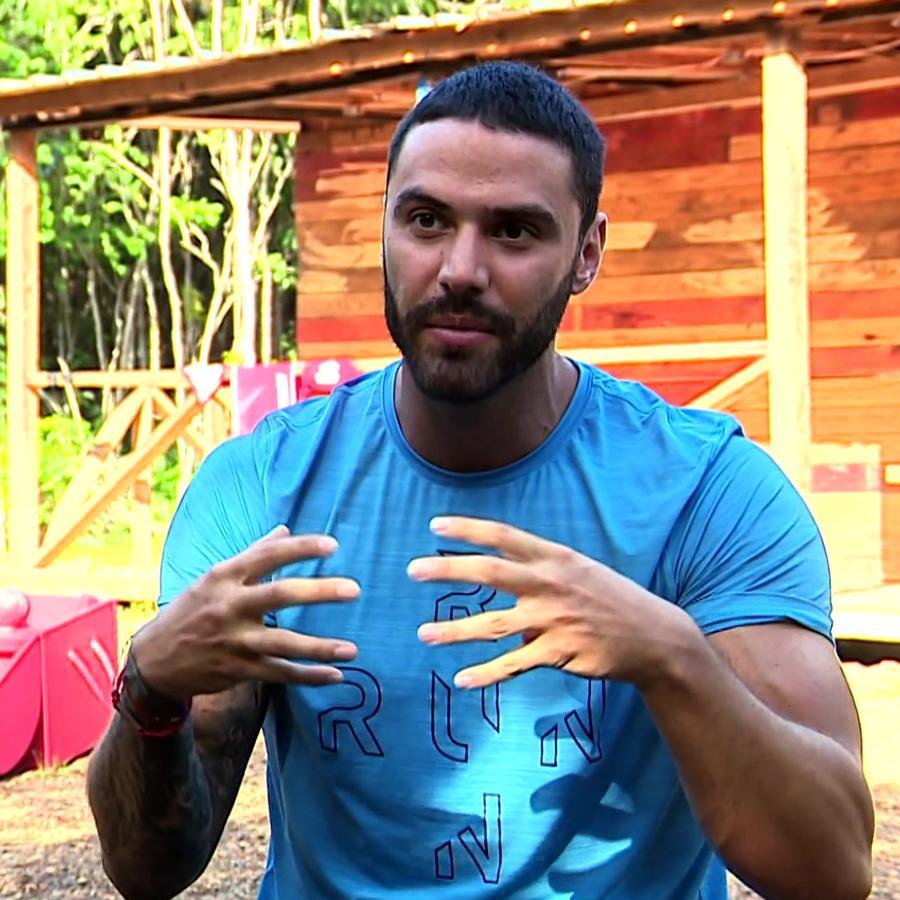 Fernando Lozada en entrevista