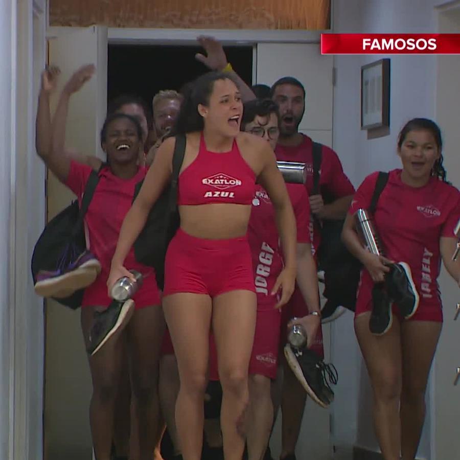 Los Famosos entran a la Fortaleza