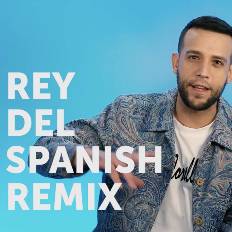 Messiah, el rey del spanish remix, latinx now!
