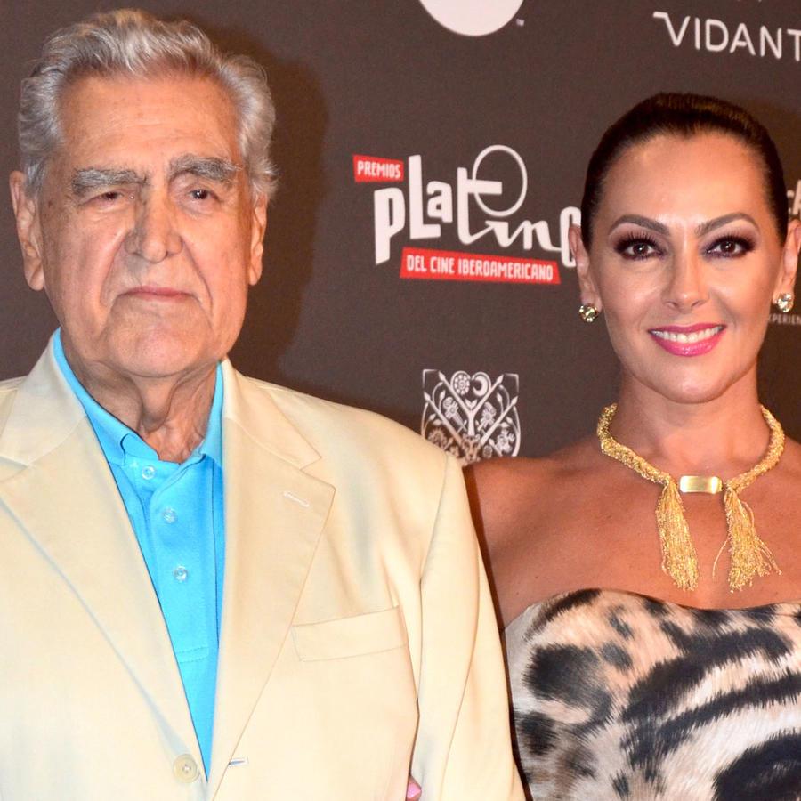 Eric y Verónica del Castillo