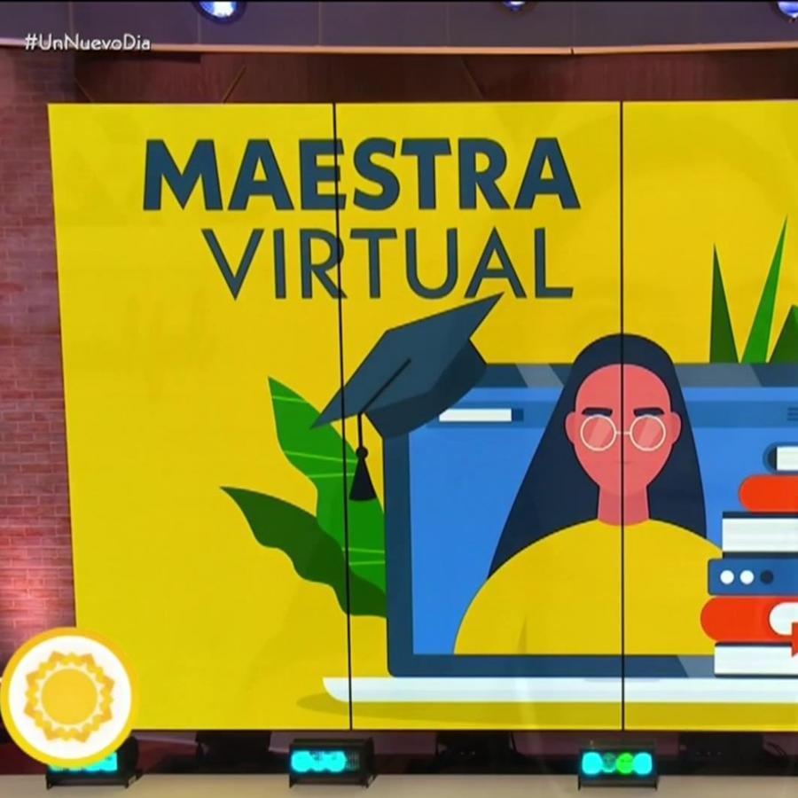 Maestra virtual