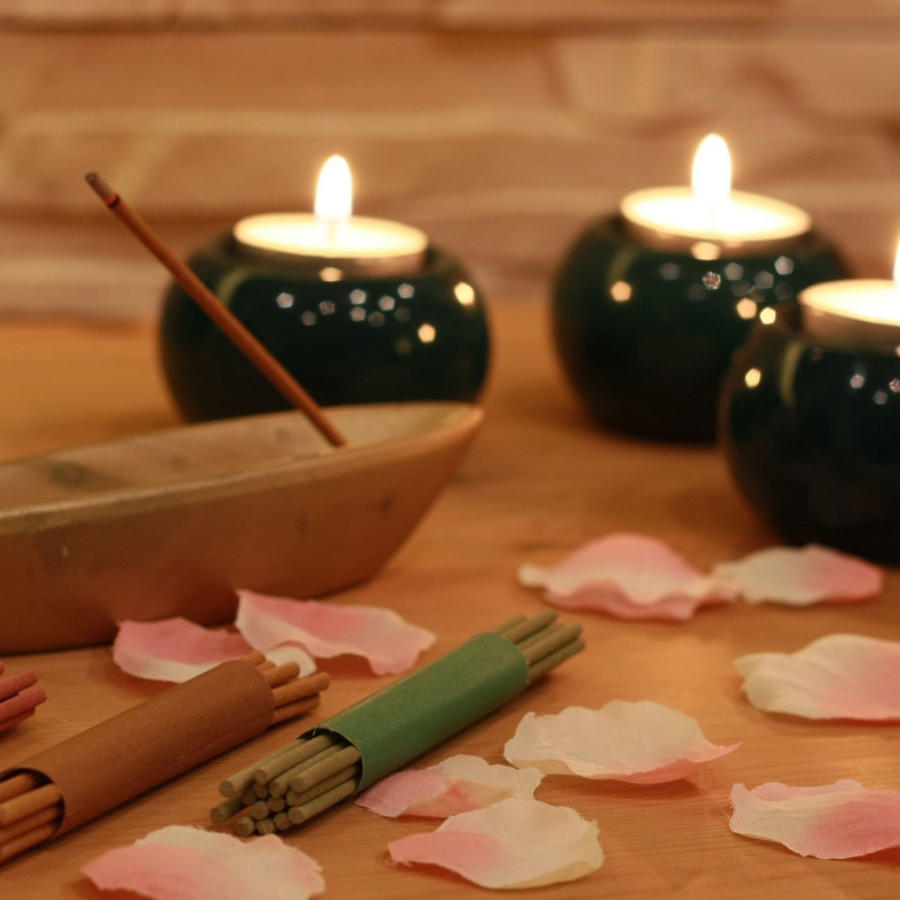 Ritual paz en el hogar