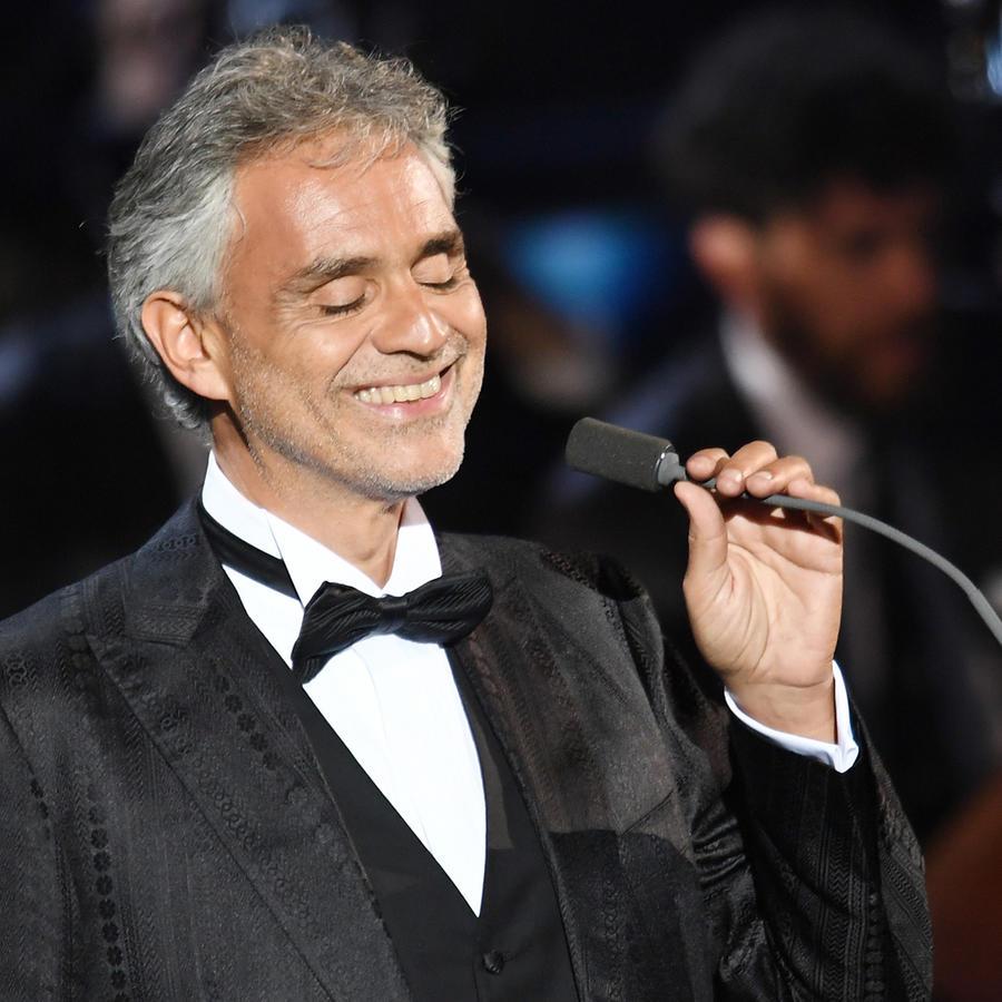 Andrea Bocelli tuvo el coronavirus y dona su plasma para la investigación
