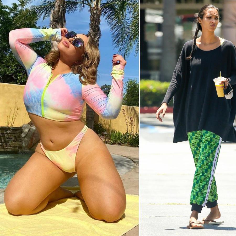 Chiquis Rivera, Lais Ribeiro y Kourtney Kardashian