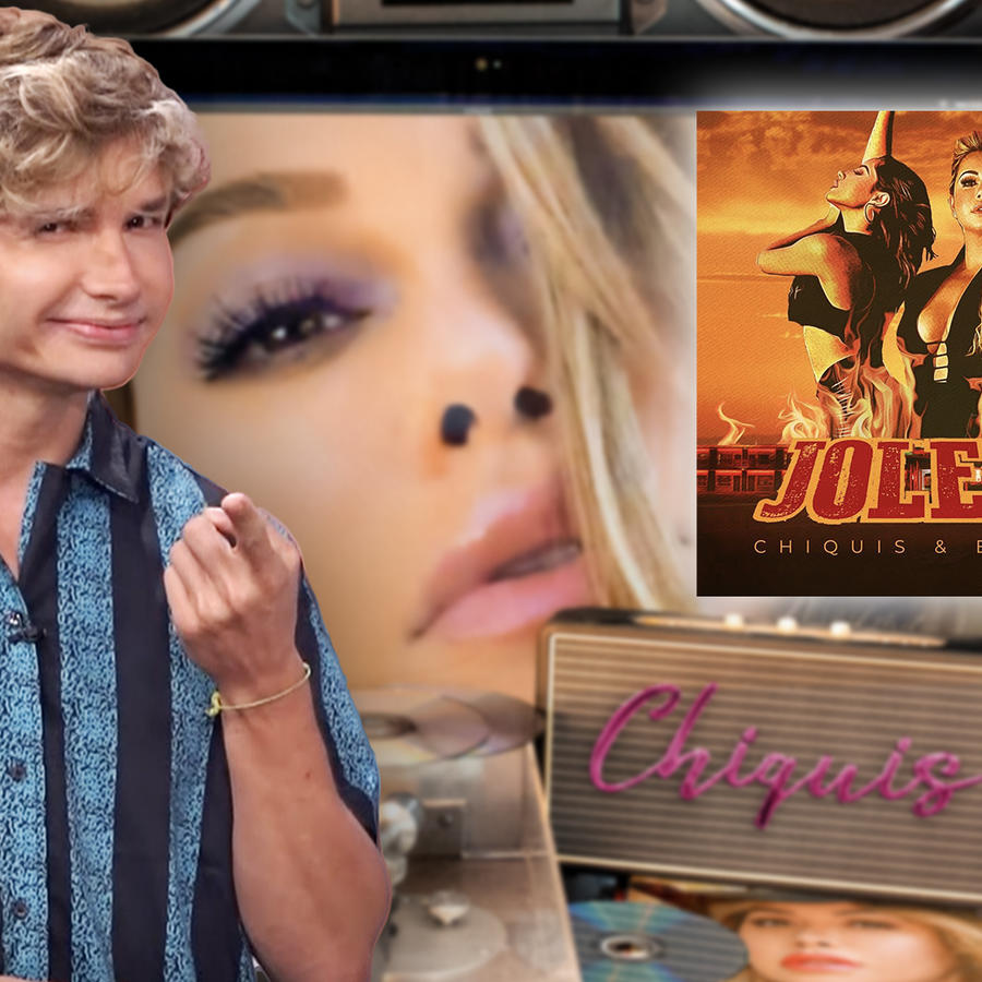 """New Music Drop: Cuiquis Rivera and Becky G's take on """"Jolene"""""""