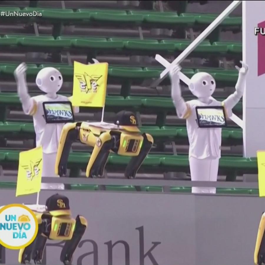 Robots en Japón