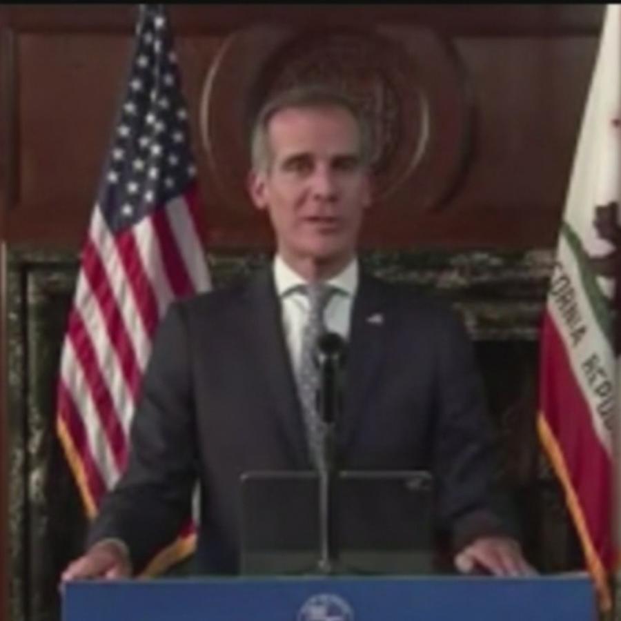 Alcalde de Los Ángeles