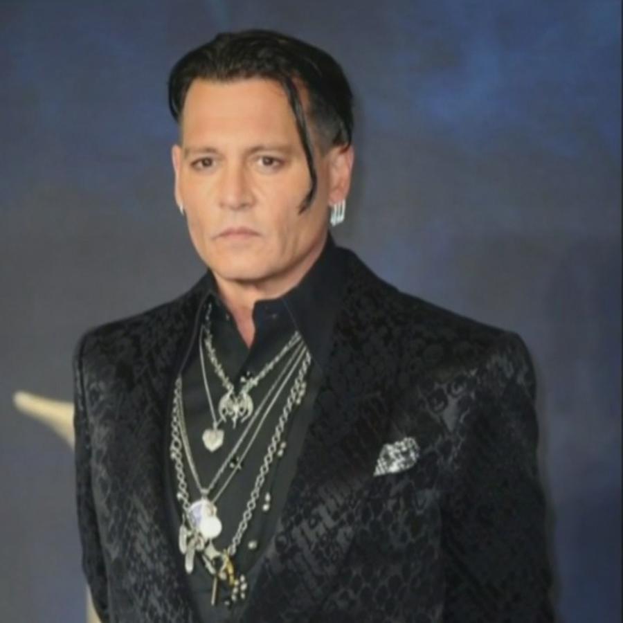 Johnny Depp: exesposa filtra foto del actor supuestamente embriagado