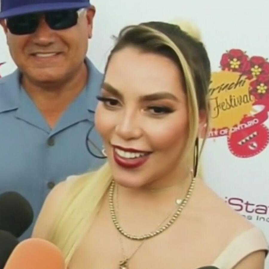 Frida Sofía le hace tremenda advertencia a la nueva novia de su ex, Christian Estrada