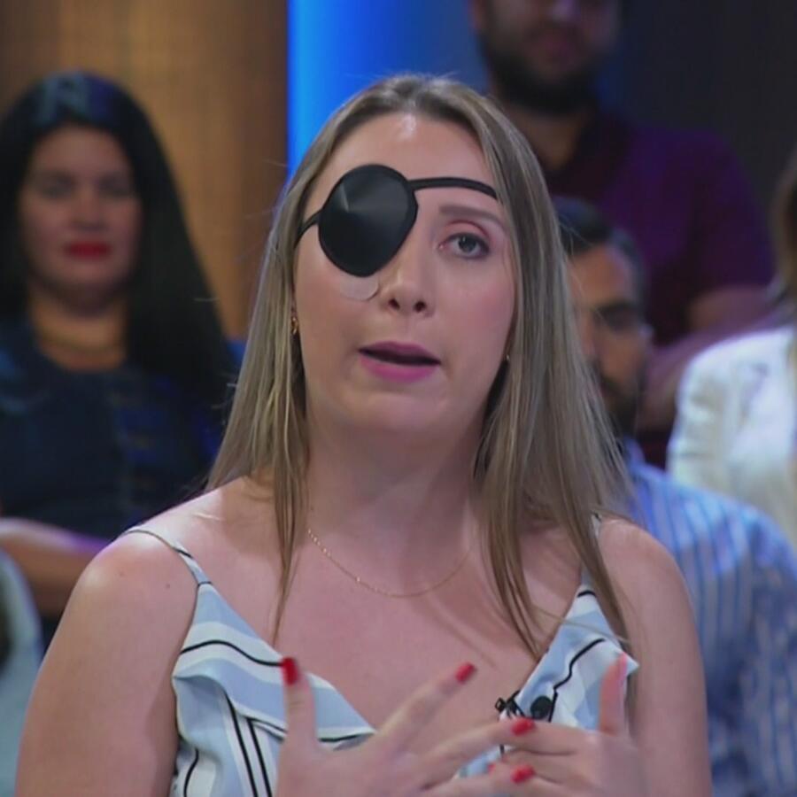 Tengo una enfermedad de transmisión sexual en el ojo