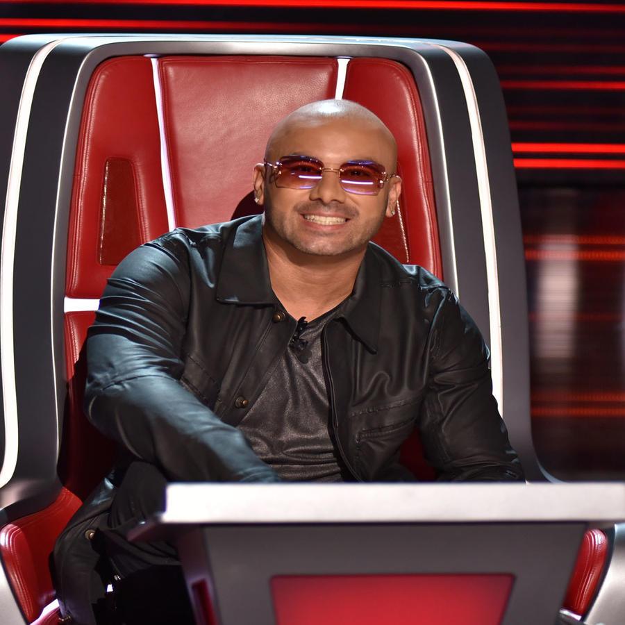 Wisin, coach de La Voz US 2