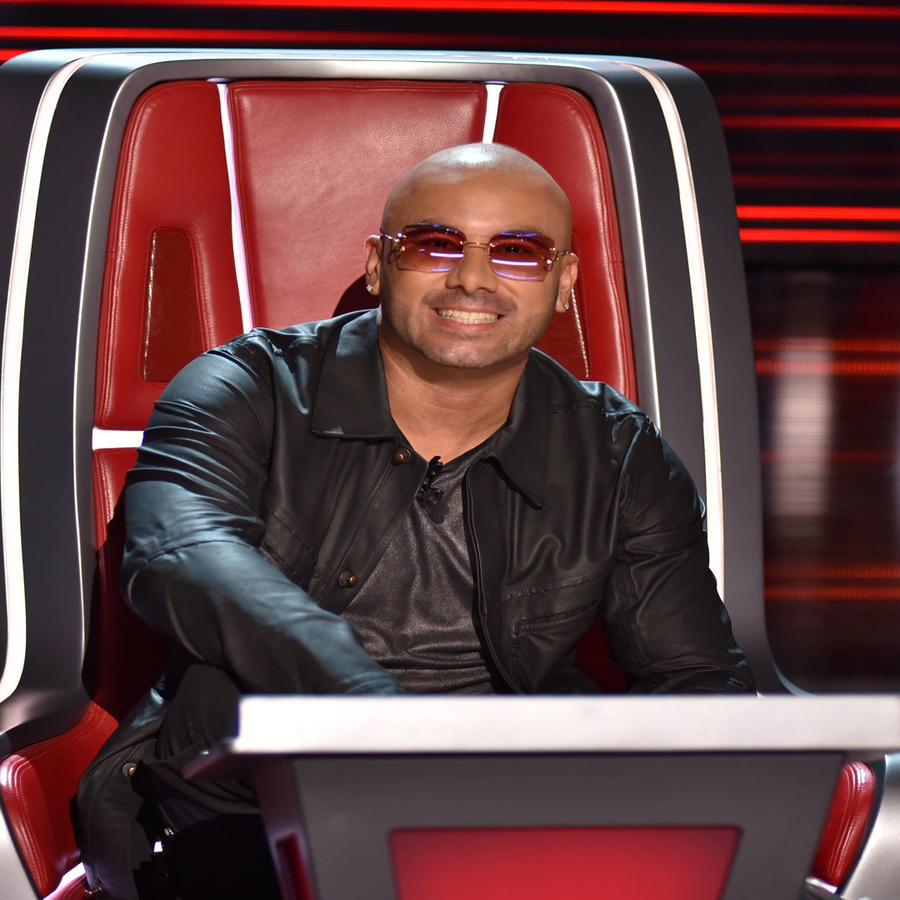 Wisin, coach de La Voz US 2