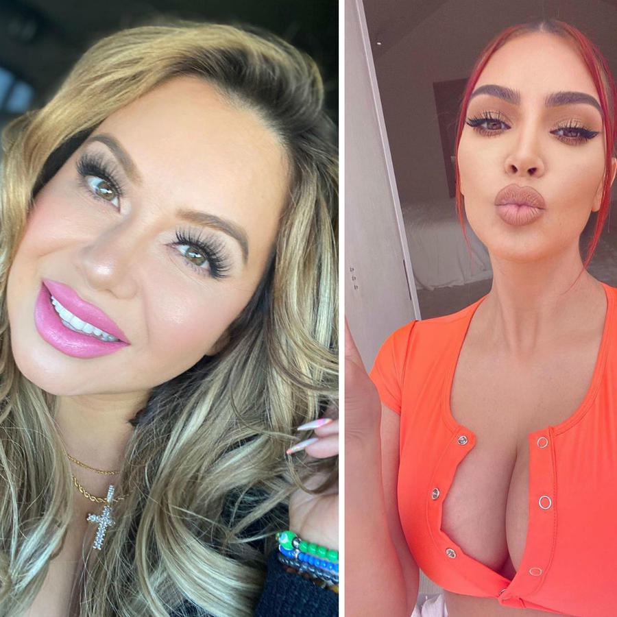 Chiquis Rivera, Kim Kardashian y Hailey Bieber