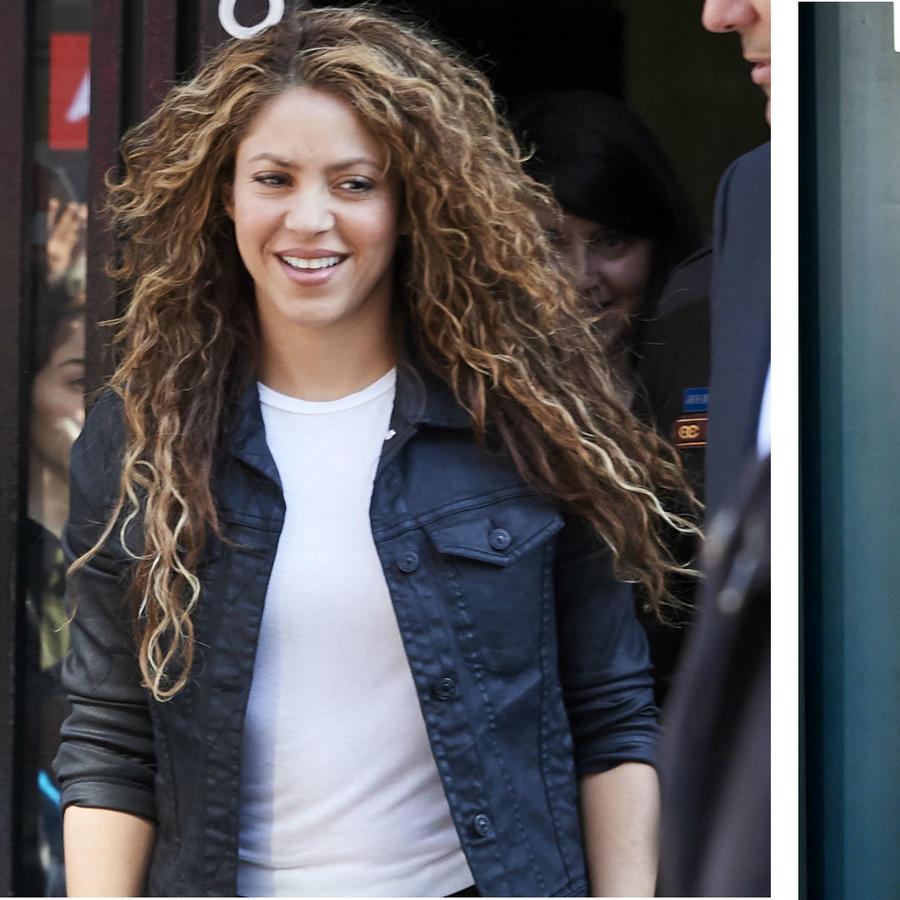 Shakira y Charlize Theron