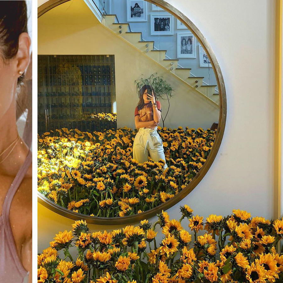 Casa de Gaby Espino y Kylie Jenner