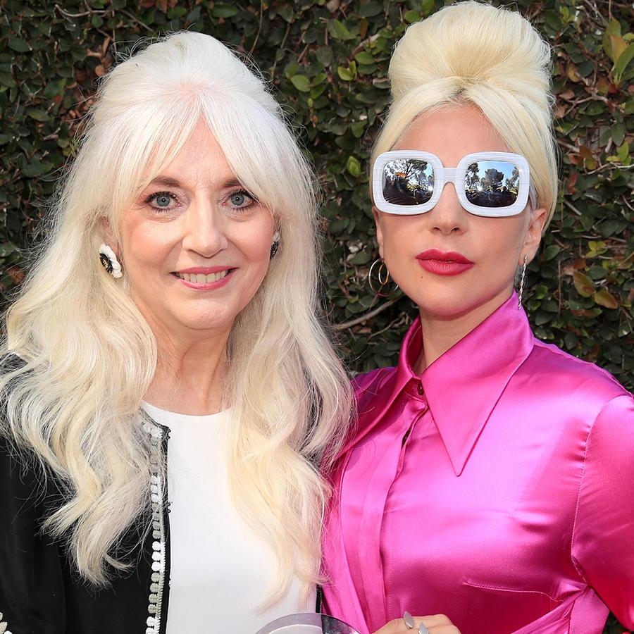 Lady Gaga y su mamá