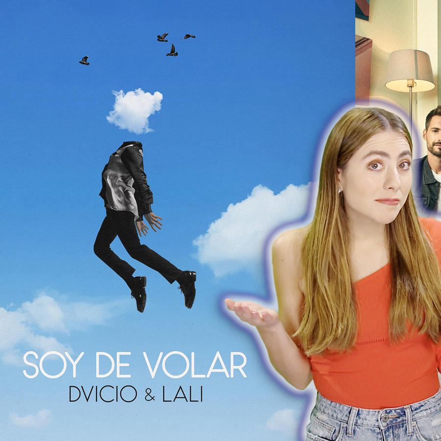 """Dvicio and Lali Are All up in the Clouds With Their Song """"Soy De Volar"""" 