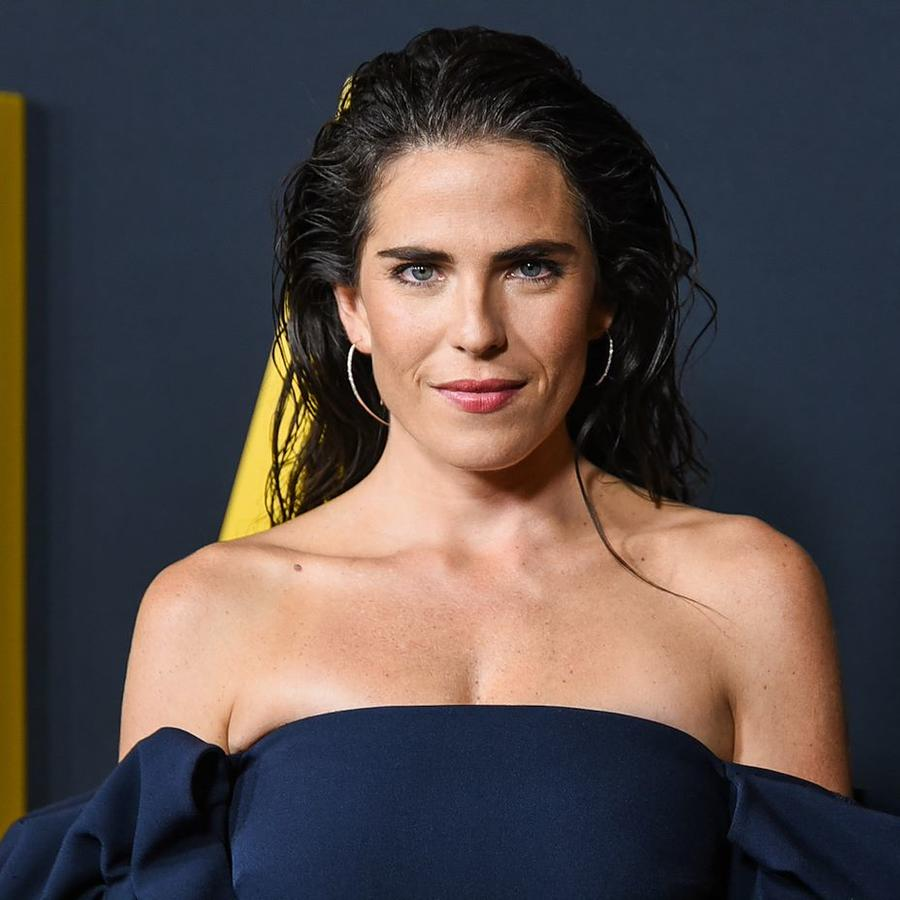 Karla Souza en la alfombra roja de 'Roma'