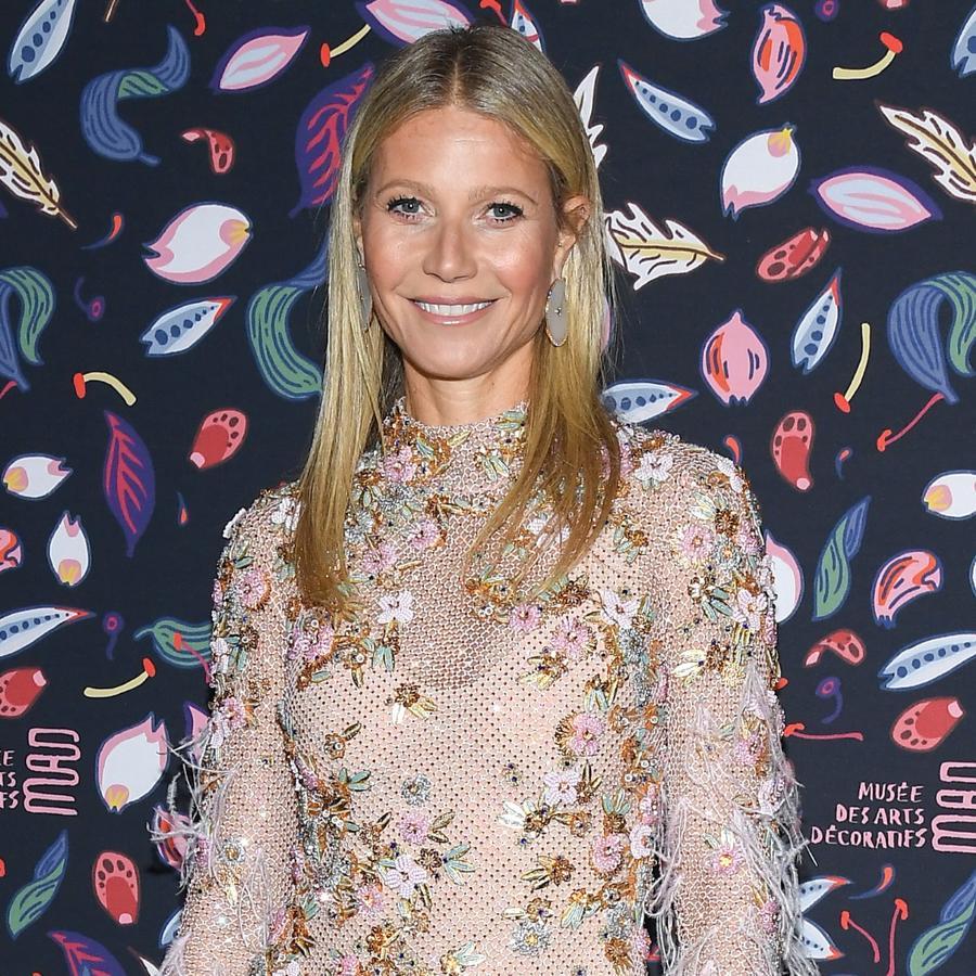 Gwyneth Paltrow en el Paris Fashion Week