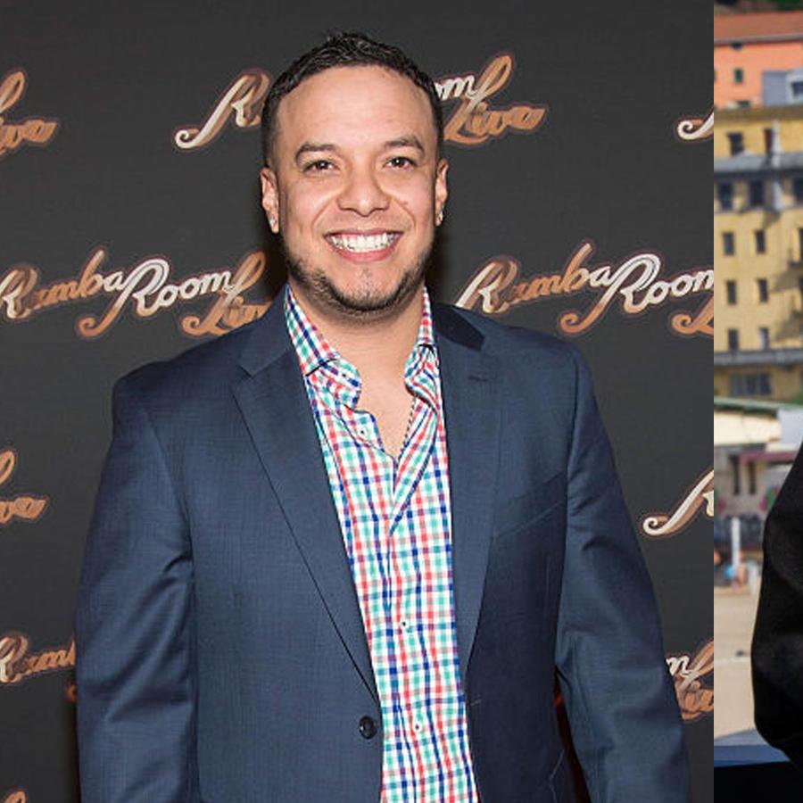 Lorenzo Méndez y Alejandro Sanz